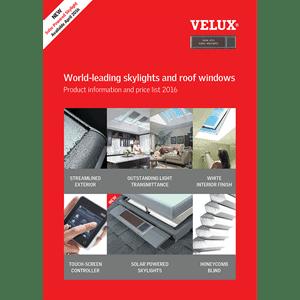 Velux Skylight Brochure